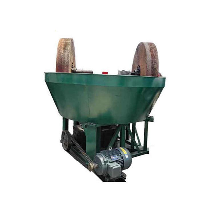 1200 wet pan mill