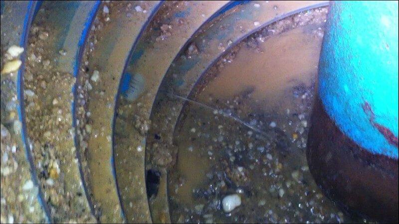 gold concentrators inside