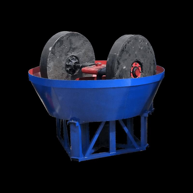 wet pan mill
