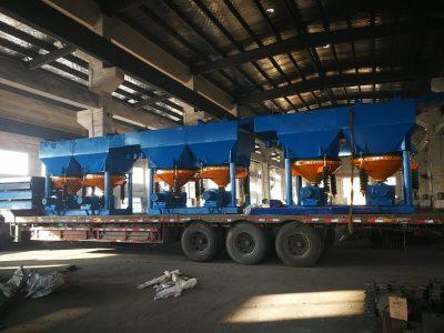 jig machine loading
