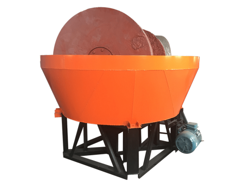 Wet Pan Mill For Gold