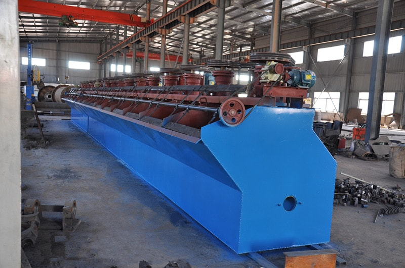 copper flotation machine