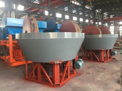 gold pan mills