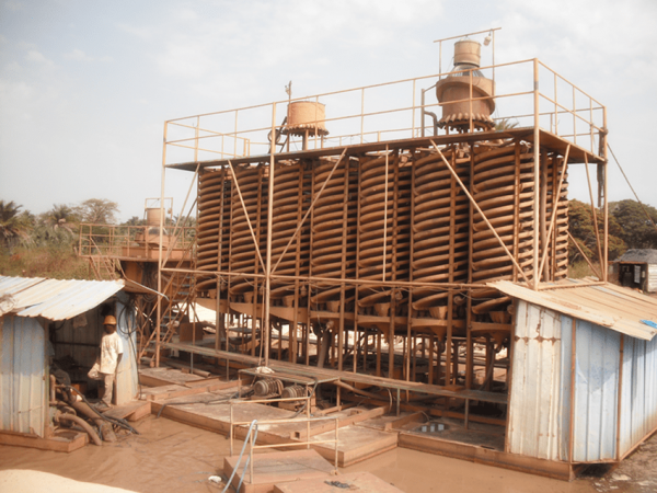 chrome mining plant for sale