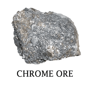 CHROME ORE MININIG