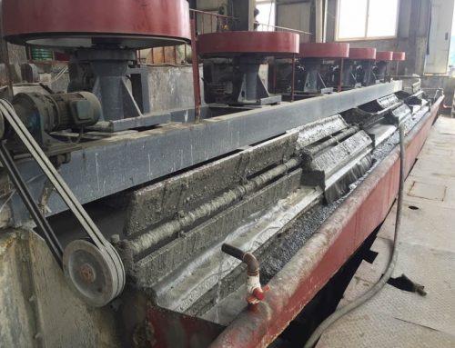 Copper Lead Zinc Ore Flotation Plant