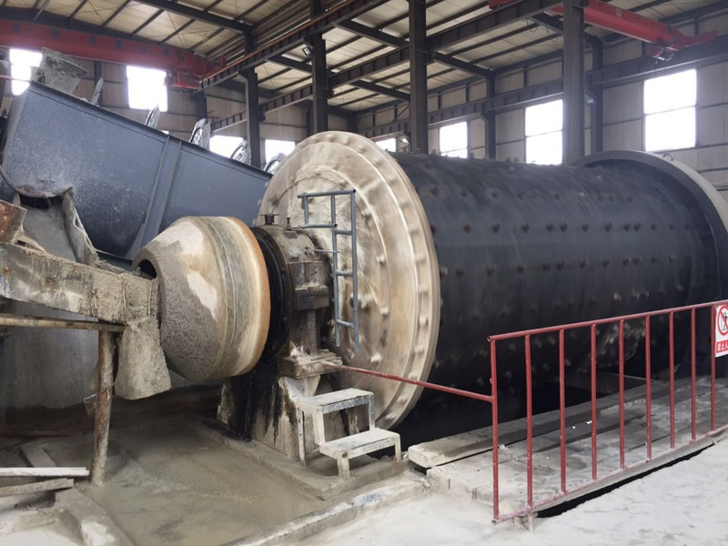 copper mining equipment
