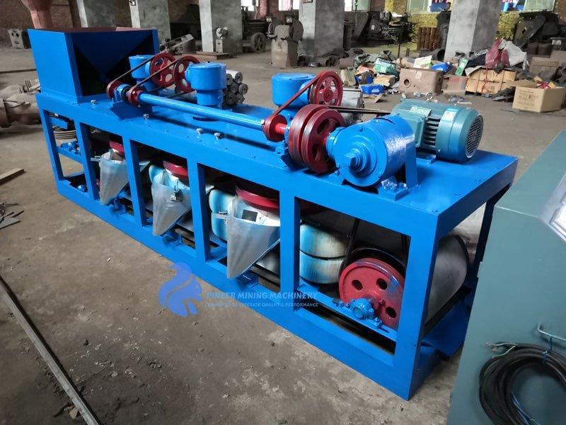 3-disc magnetic separators